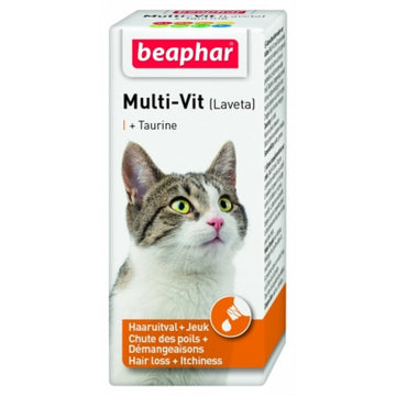 MULTIVITAMIN LIQUID WITH TAURINE FOR CAT