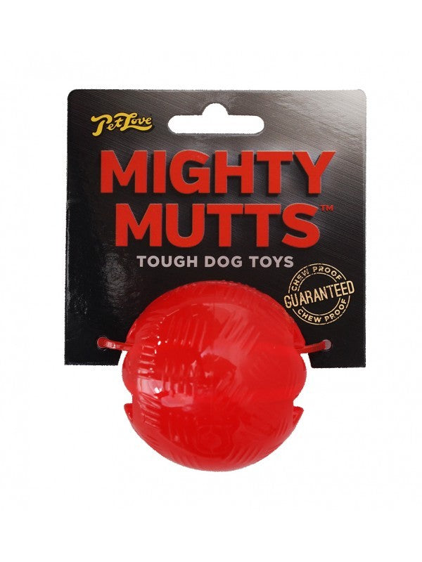 MIGHTY MUTTS RUBBER BALL (4605954916405)