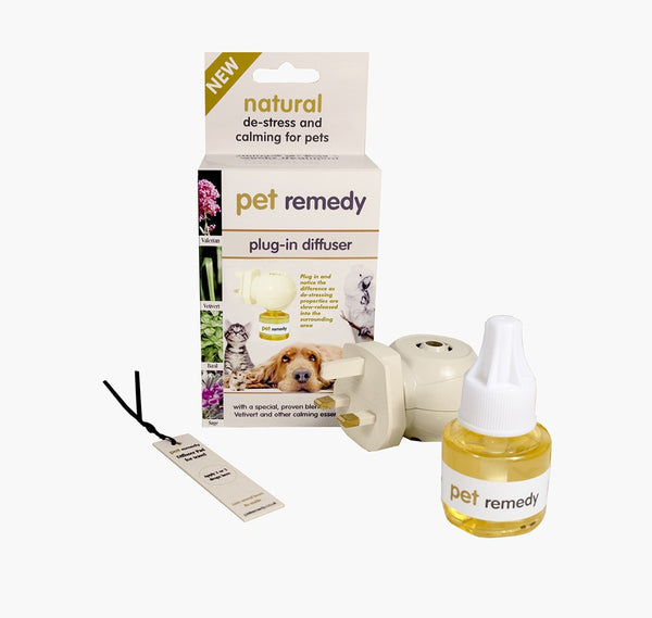 PET REMEDY PLUG-IN DIFFUSER PACK (3 PIN) (4608805011509)