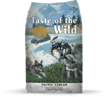 Pacific Stream Puppy Recipe