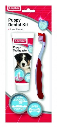 PUPPY DENTAL KIT - 50G