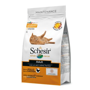 SCHESIR CAT DRY FOOD CHICKEN (1.5KG)