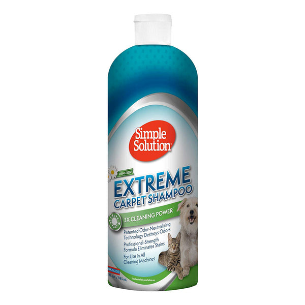 Simple Solution Extreme Carpet Shampoo Pet Stain and Odor Remover (4609151041589)