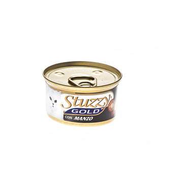 STUZZY GOLD CAN CAT BEEF (85g)