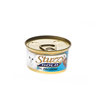 STUZZY GOLD CAN CAT TURKEY (85g)