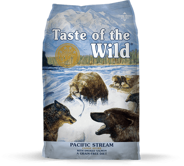 Pacific Stream Canine Recipe