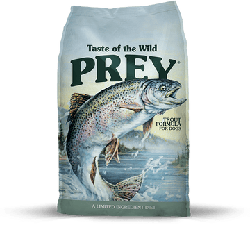 PREY Trout Limited Ingredient Formula