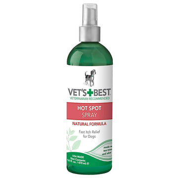Vet's Best Dog Hot Spot Itch Relief Spray
