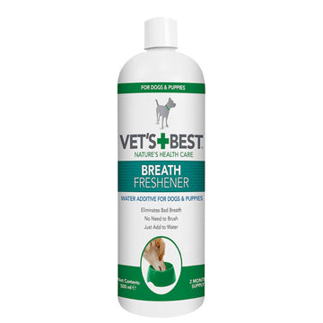 Vet's best Breath Freshener (500ml)
