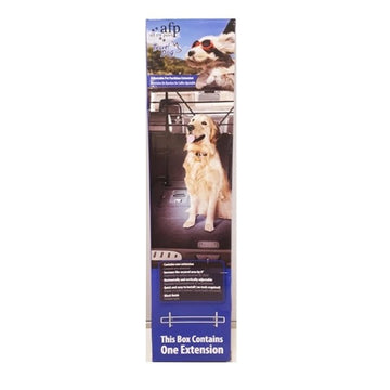 ADJUSTABLE PET PARTITION - EXTENSIONS