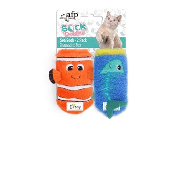 SOCK CUDDLER - SEA SOCK - 2 PACK