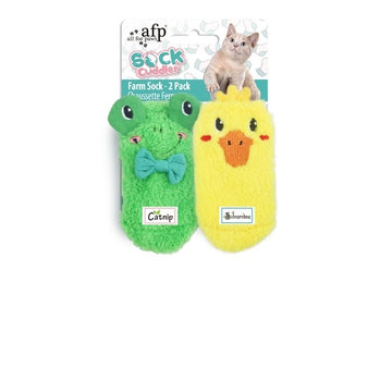 SOCK CUDDLER - FARM SOCK - 2 PACK