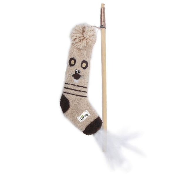 SOCK CUDDLER - SOCK WAND MOUSE (4603425587253)