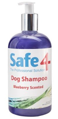 SHAMPOO BLUEBERRY 500ML (4608227999797)