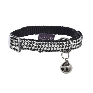 CHIC CAT COLLAR - BLACK