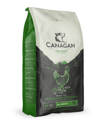 Canagan Free Range Chicken for Dogs Dry Food (12KG)