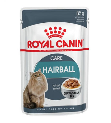 FELINE CARE NUTRITION HAIRBALL GRAVY -POUCHE