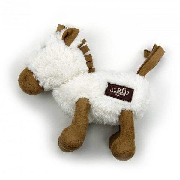 LAMBSWOOL CUDDLE ANIMAL - HORSE (4601418678325)
