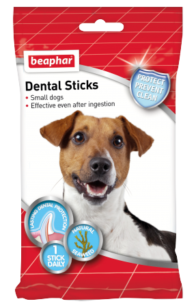 DENTAL STICKS - SMALL DOGS