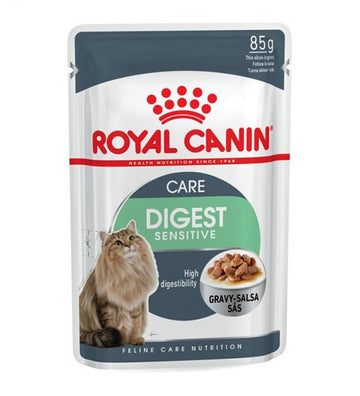 FELINE CARE NUTRITION DIGEST SENSITIVE GRAVY - POUCHE