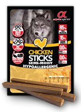Sticks Chicken (Dog) – 4pcs
