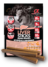 Sticks Liver Sticks (Dog) – 4pcs