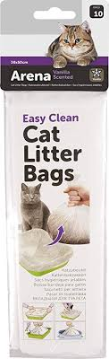 Flamingo Cat Litter Bags - Dixi Mega