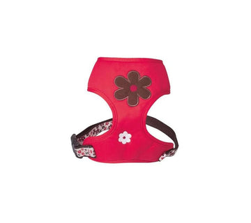 FLOWER HARNESS T-SHIRT - RED