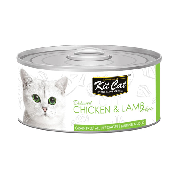 Kit Cat Chicken & Lamb 80g (4597799092277)