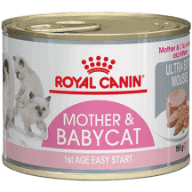 FELINE HEALTH NUTRITION MOTHER & BABYCAT MOUSSE (WET FOOD - CANS)