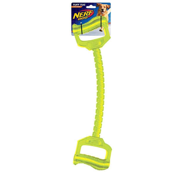 2-HANDLE TUG TOY GREEN - LARGE (4603513077813)