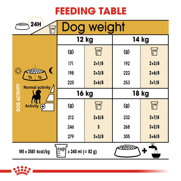 BREED HEALTH NUTRITION BEAGLE ADULT 3 KG (4597784543285)