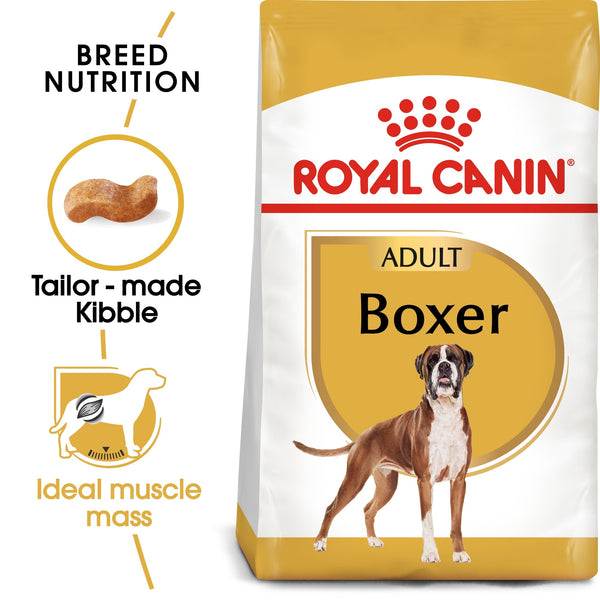 BREED HEALTH NUTRITION BOXER ADULT 12 KG (4597788803125)