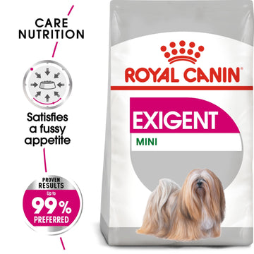 CANINE CARE NUTRITION MINI EXIGENT 3 KG