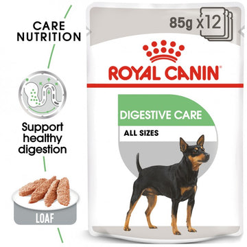 CANINE CARE NUTRITION DIGESTIVE CARE (WET FOOD - 12 POUCHES)