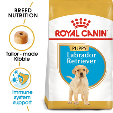 BREED HEALTH NUTRITION LABRADOR PUPPY