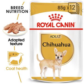 BREED HEALTH NUTRITION CHIHUAHUA ADULT WET FOOD - POUCHE