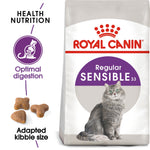 FELINE HEALTH NUTRITION SENSIBLE 2 KG (4599705501749)