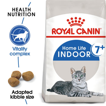 FELINE HEALTH NUTRITION INDOOR 7+ YEARS