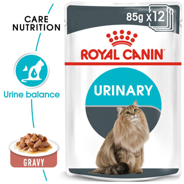 FELINE CARE NUTRITION URINARY CARE (WET FOOD - 12 POUCHES)