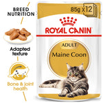 FELINE BREED NUTRITION MAINE COON (WET FOOD - POUCHES) (4598986211381)