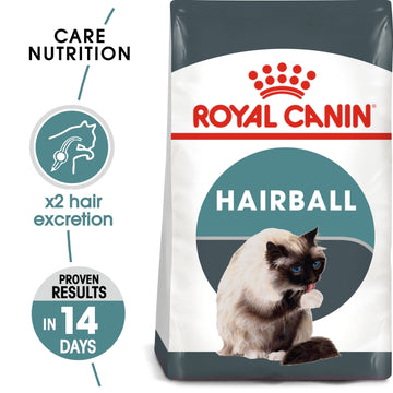 FELINE CARE NUTRITION HAIRBALL CARE