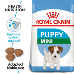 SIZE HEALTH NUTRITION MINI PUPPY (4598931554357)