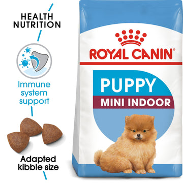 SIZE HEALTH NUTRITION MINI INDOOR PUPPY 1.5 KG