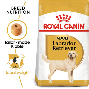 BREED HEALTH NUTRITION LABRADOR ADULT
