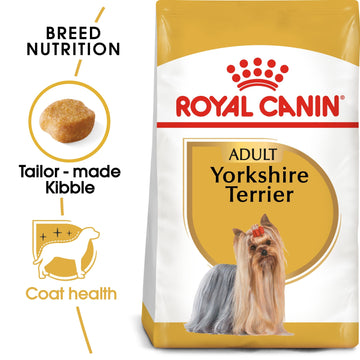 BREED HEALTH NUTRITION YORKSHIRE ADULT 1.5 KG