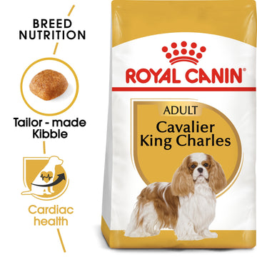 BREED HEALTH NUTRITION CAVALIER KING CHARLES ADULT 1.5 KG