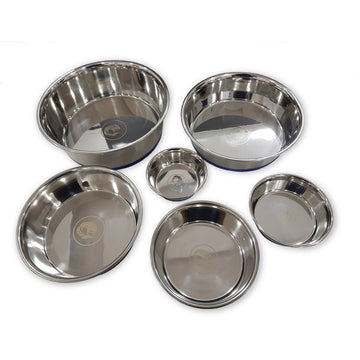 Saluki Steel Bowl - 250 ml