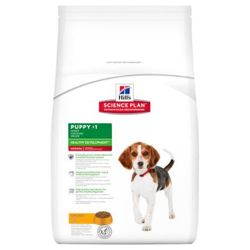 Science Plan Puppy Healthy Development Medium Chicken (3kg)