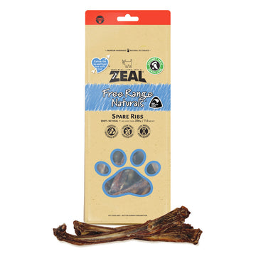 Zeal Spare Ribs (200g)